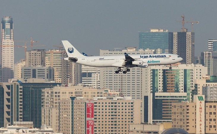 El avión tenía 20 años de antigüedad y había presentado fallos técnicos con anterioridad