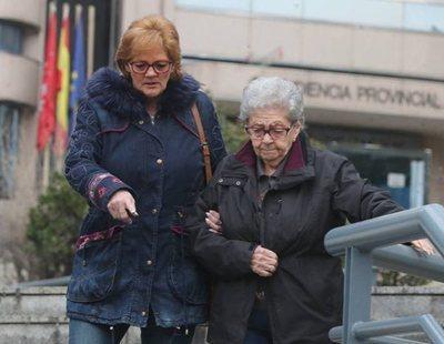 En libertad la anciana que mató a su hijo discapacitado