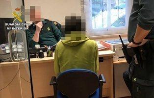 Hospitalizado en Galicia un niño de 10 años tras fumar un porro de marihuana