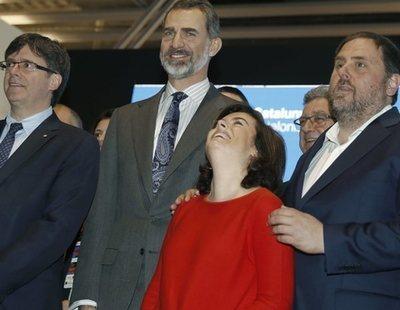 Rajoy confía en ERC para acabar con Puigdemont