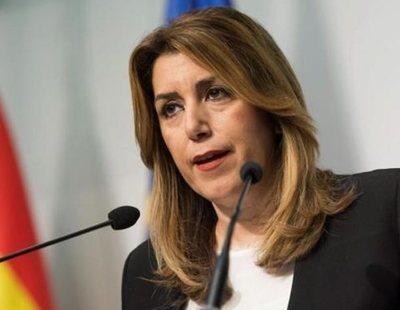 """El retorno de Susana Díaz: """"Estoy viva"""""""
