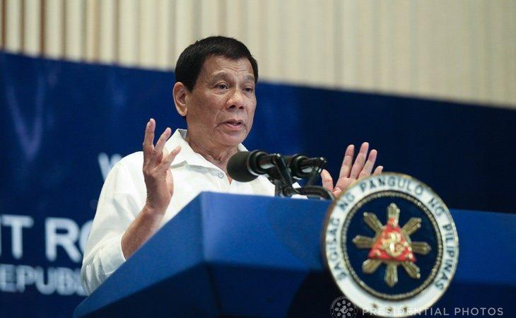 Duterte ha acumulado todo tipo de polémicas durante su mandato