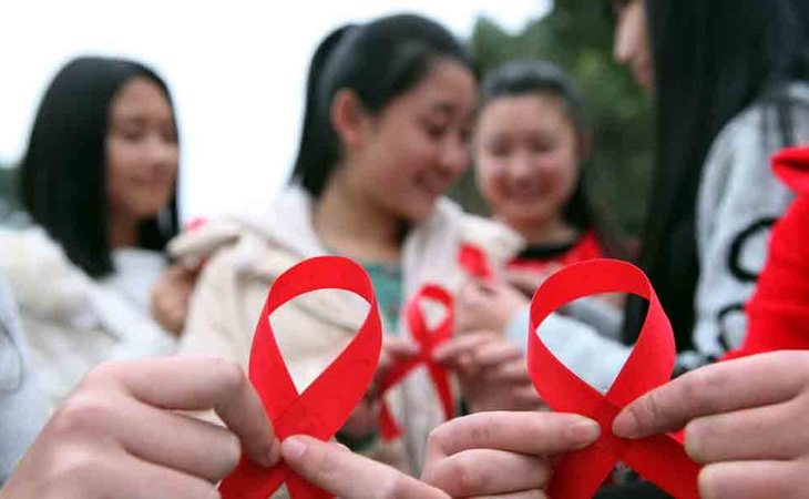 El VIH se ha extendido por todo el país asiático durante los últimos años