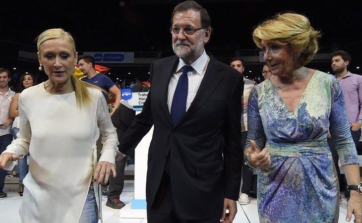 Aguirre, al contrario que Cifuentes, no se querellará contra Francisco Granados