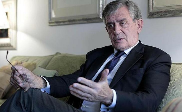 Pérez fue alcalde de Vigo entre 1995 y 1999