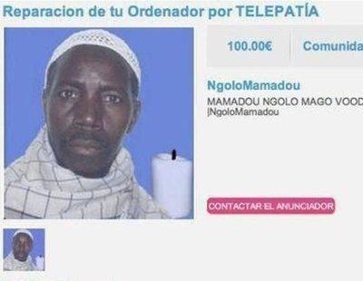 La Guardia Civil denuncia un caso de arreglo de ordenadores por telepatía