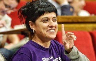 Anna Gabriel huye de la justicia: se queda en Suiza y no acudirá a declarar ante el Supremo
