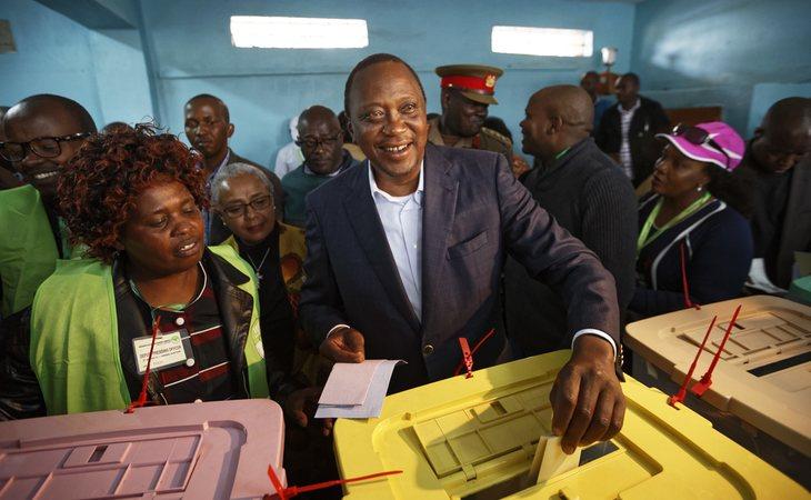 El presidente de Kenia, Uhuru Kenyatta, se ha mostrado en contra de derogar la ley