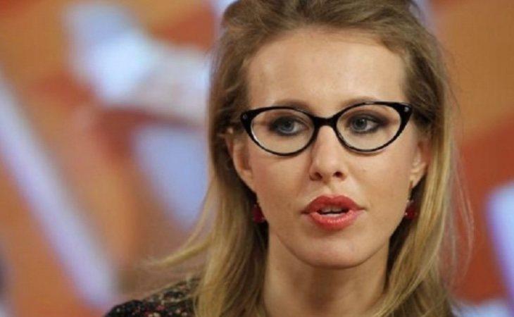 Ksenia Sobchak se compromete a legalizar el matrimonio homosexual
