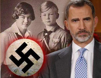 El pasado nazi de la abuela de Felipe VI