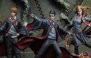 Lanzan el juego de mesa basado en 'Harry Potter'