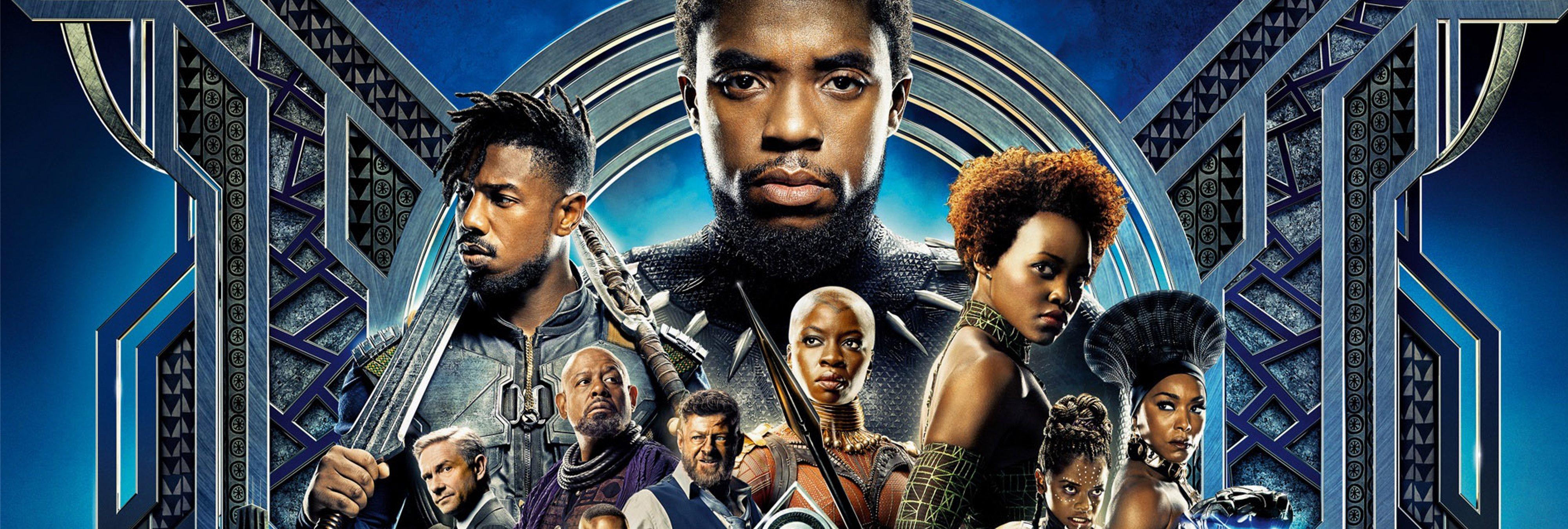 Denuncian falsas agresiones de gente negra a blanca en los pases de 'Black Panther'