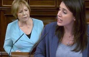 El PP, único partido en rechazar la ley de igualdad salarial presentada por Unidos Podemos