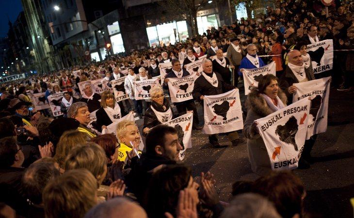Para ETA, la independencia pasa por el movimiento popular y la izquierda abertzale