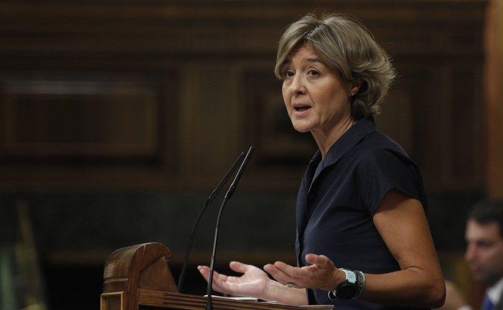La ministra aboga por una 'huelga a la japonesa' el 8-M