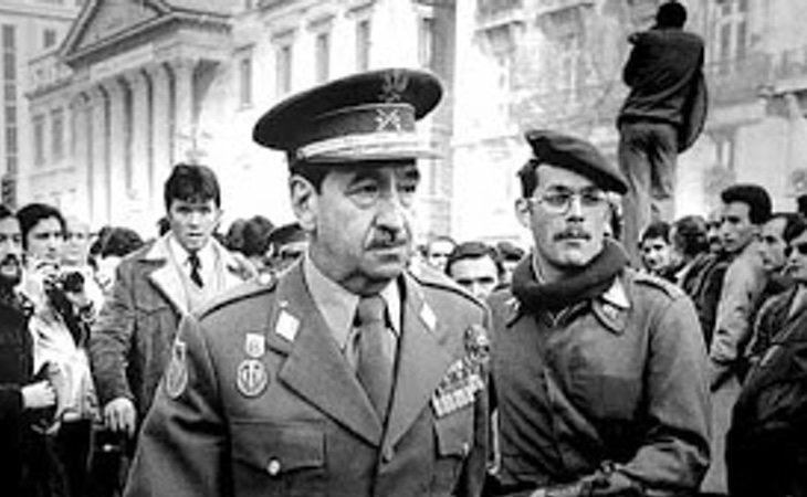 Alfonso Armada y Coym acudió al Congreso el 23F