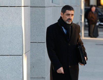 La jueza rechaza la petición de la Fiscalía y deja a Trapero en libertad
