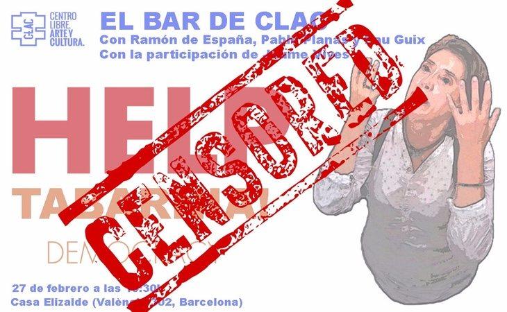 Casa Elizalde censuró el evento 11 días antes del acto