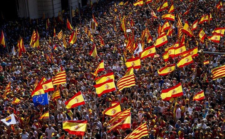 La opción autonomista es la preferida por los catalanes