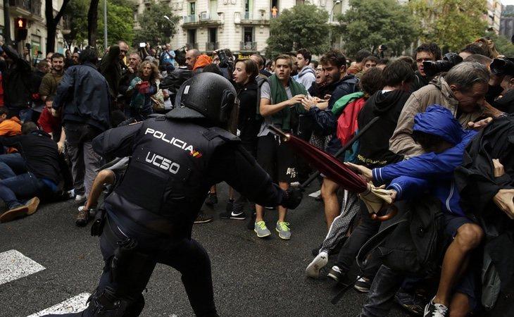 El SUP apunta a la crisis catalana como otro de los motivos que están llevando al suicidio a sus agentes