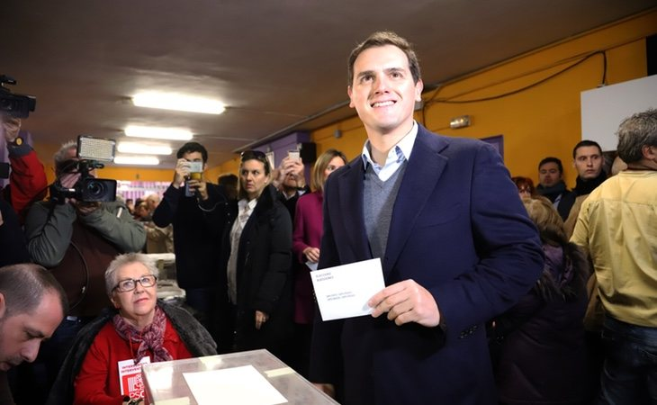 Albert Rivera ha ganado mucho terreno en Cataluña