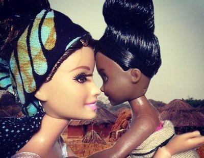 Barbie Savior: la cuenta en Instagram que critica el postureo de los voluntarios en África