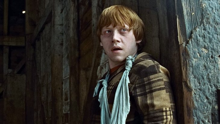 ¿Era Ron un mortífago?