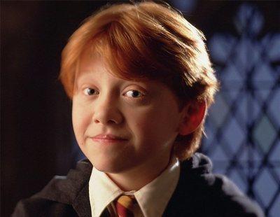 Una teoría asegura que Ron Weasley era en realidad un mortífago