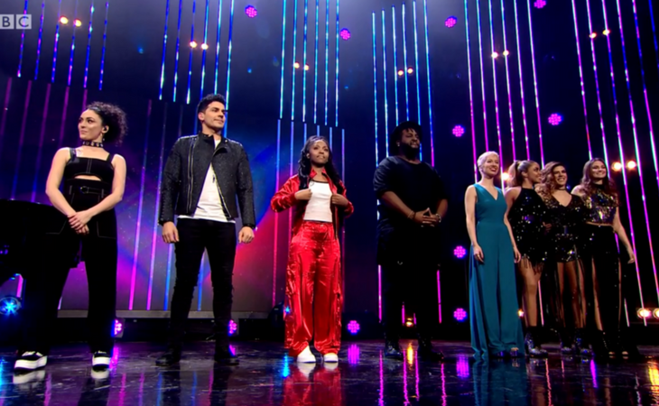 'Storm' se impuso por sorpresa en el 'Eurovision: You Decide