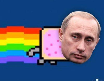 Gays For Putin: activistas LGTBI convocan una marcha de apoyo al presidente ruso