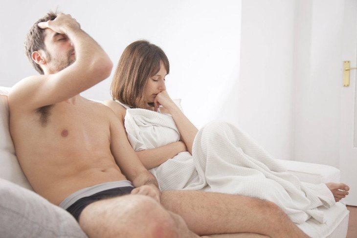 El gatillazo femenino es tan común como el masculino