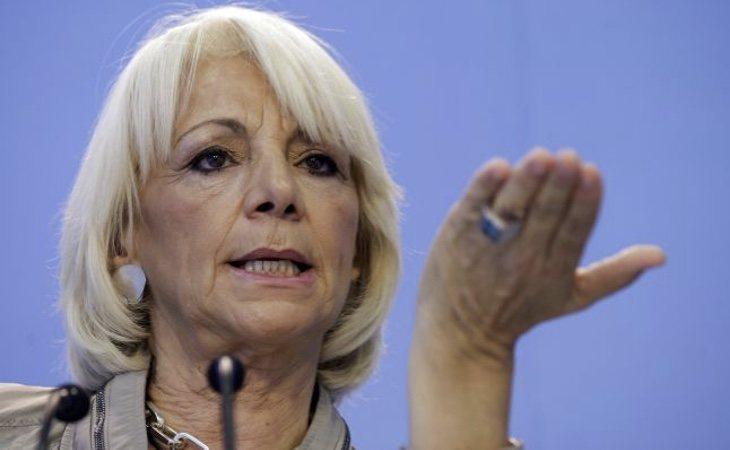 Miembros históricos como Teófila Martínez (Cádiz) serán relevados en sus puestos