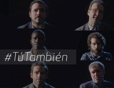 #TúTambién: los hombres reflexionan sobre sus conductas machistas