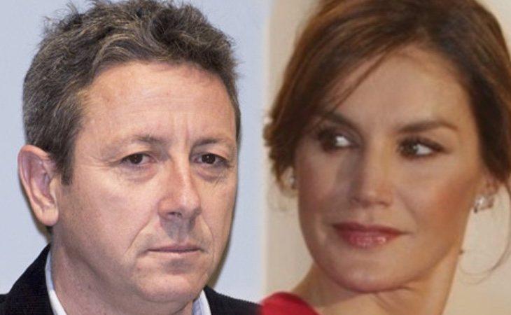 Alonso Guerrero y la reina Letizia estuvieron casados durante un año