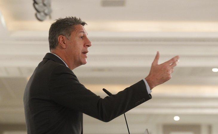 Xavier García Albiol, señalado por el Consejo de Europa