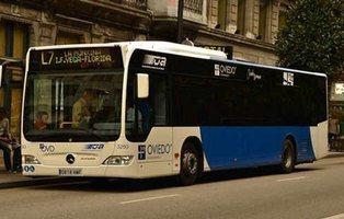 Un año de prisión para un hombre por abusar sexualmente de siete mujeres en el autobús