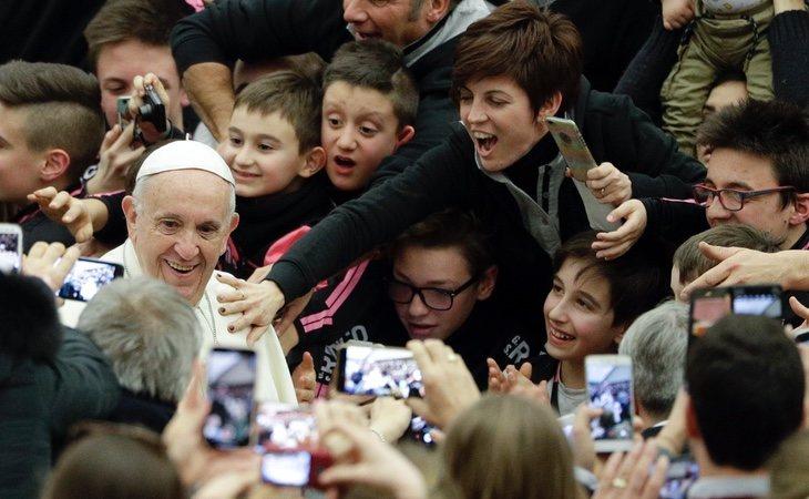 Orgías en conventos, en parroquias...