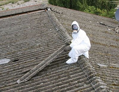 1.517 familias viven bajo el veneno del amianto solo en el barrio madrileño de Orcasitas
