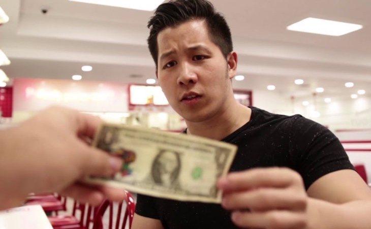 El mago Paul Vu cuenta con casi tres millones de reproducciones en Youtube