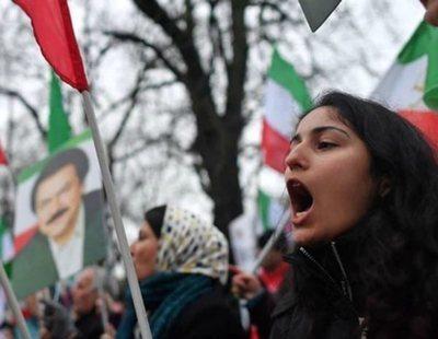 35 mujeres detenidas en Irán por acudir a un partido de fútbol