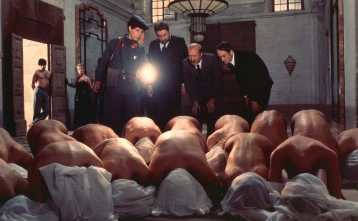 'Saló, o los 120 días de Sodoma', de Pier Paolo Pasolini