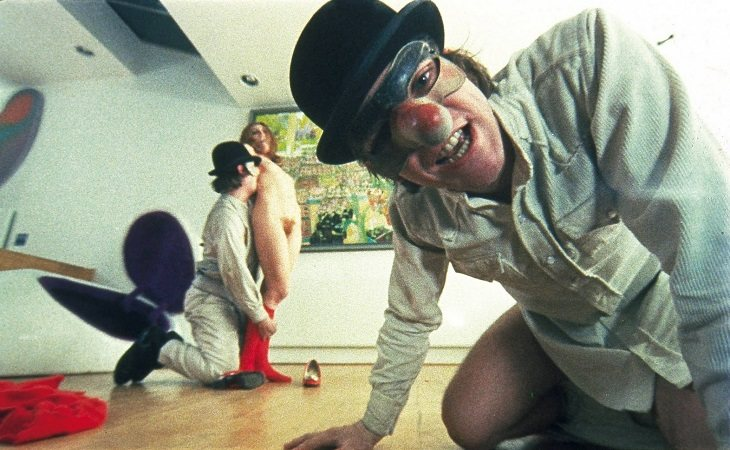 'La naranja mecánica', de Stanley Kubrick