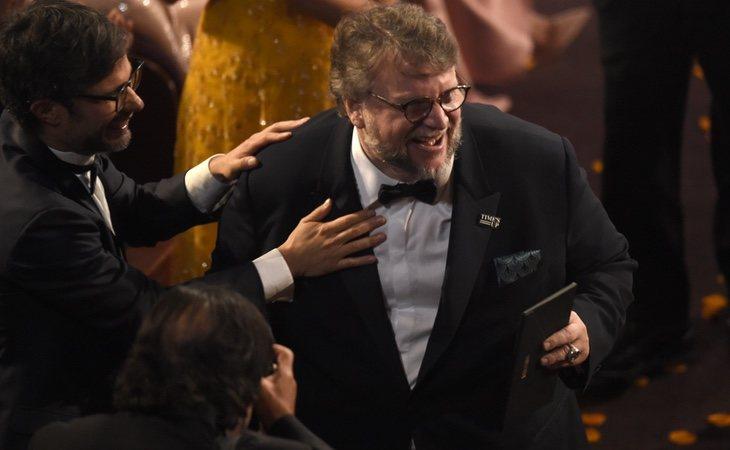 Guillermo del Toro se convierte en el tercer director mexicano en ganar el Oscar en los últimos cuatro años