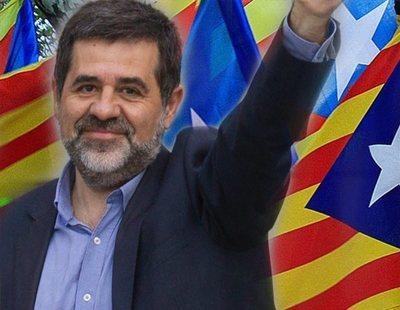 Jordi Sànchez pide al Supremo que le deje en libertad para ser investido president