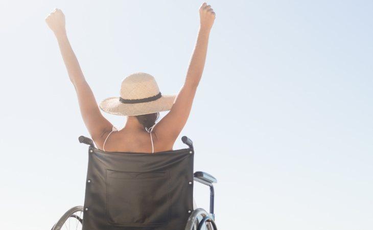 Para muchos, las personas en silla de ruedas son un fetiche sexual