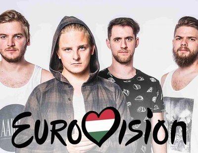 Eurovisión 2018: Hungría da un giro radical y llevará metal a Lisboa
