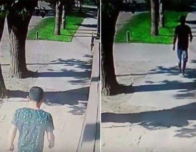 En busca y captura un hombre que abusa repetidamente de mujeres en plena vía pública