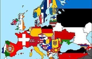 Un usuario revela qué país da más votos al resto en Eurovisión a través de un mapa