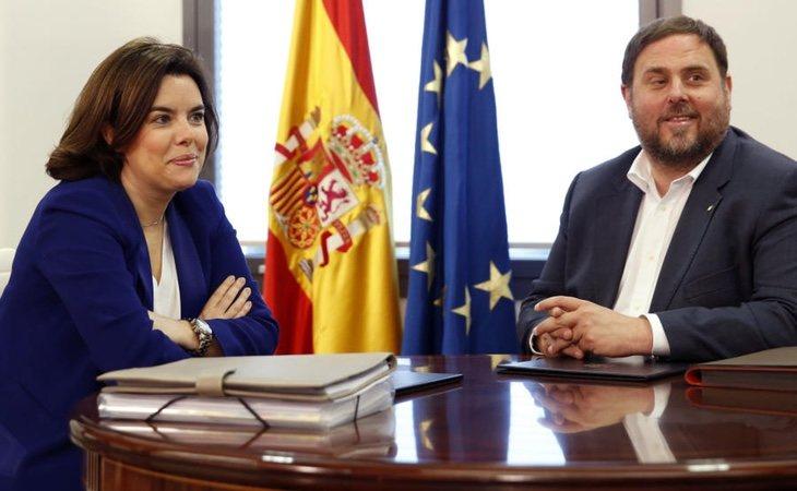 El alto el fuego entre el Gobierno y ERC se complicaría con esta nueva situación