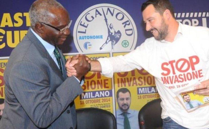 Iwobi es uno de los hombres de confianza de Salvini